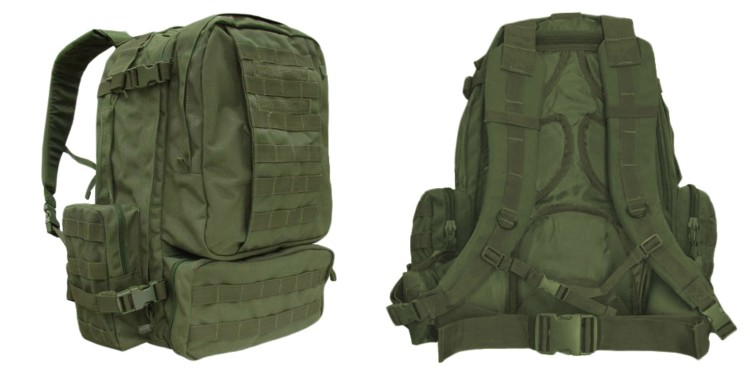 condor tactical backpacks condor 3 day assault cackpack