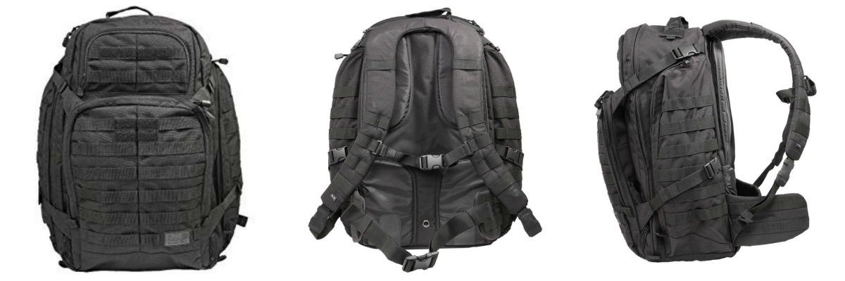 5.11 Rush 72 Tactical Backpack For Trekking